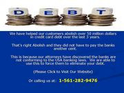 How does your debt  elimination system work