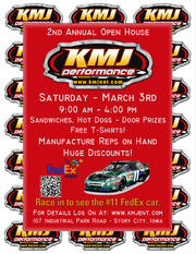 2nd Annual KMJ Performance Open House