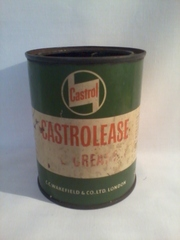 Castrol Grease tin