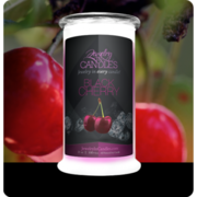 Black Cherry Candle