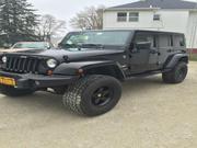 JEEP WRANGLER Jeep Wrangler Unlimited Sahara Sport Utility 4-Doo