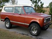 International Harvester Scout 115000 miles