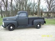1952 FORD Ford Pickups F-1