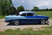 1956 Chevrolet Bel Air150210 BELAIR 2 DOOR HARD TOP