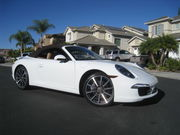 2013 Porsche 911Carrera Convertible 2-Door