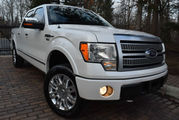 2012 Ford F-150 4WD PLATINUM-EDITION