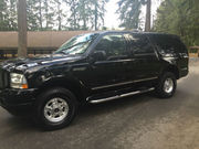 2002 Ford ExcursionLimited Sport Utility 4-Door