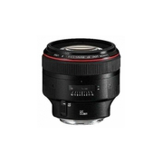 Canon EF 85mm f/1.2 L II USM (big eyes) Lens