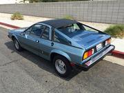 1977 Lancia Scorpion Spider