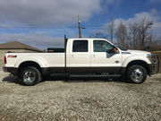 2015 Ford F-350 14527 miles
