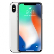 Apple iPhone X 256GB Silver Unlocked Ph77