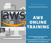 AWS Online Live Training in USA