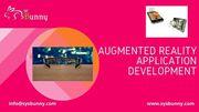 Augmented Reality App Development | AR Application Development Company