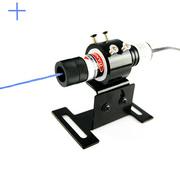 50mW Glass Lens 445nm Blue Cross Laser Alignment