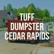 Tuff Dumpster Rental Cedar Rapids