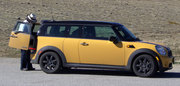 Hawkeye Black & Gold 2009 MINI Cooper Clubman in Coralville 24000 Miles $22500